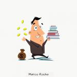 8 livros que o vão ensinar a ficar rico