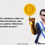 Bitcoin pode corrigir a desigualdade da riqueza global – A experiência começará em poucos dias em El Salvador
